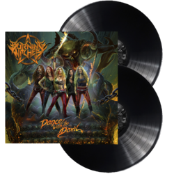 BURNING WITCHES - Dance With The Devil BLACK VINYL (Import)