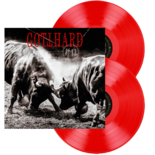 GOTTHARD - #13 RED VINYL (Import)