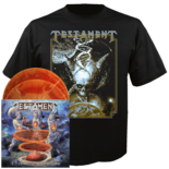 TESTAMENT - Titans Of Creation DLP+Shirt (X-Large)