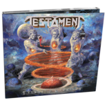 TESTAMENT - Titans Of Creation (Digipak)