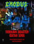 EXODUS - Fabulous Disaster -  (Guitar Book)