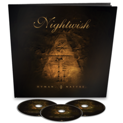 NIGHTWISH - Human.  :||:  Nature. EARBOOK (Import)