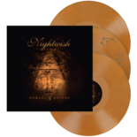 NIGHTWISH - Human. :||: Nature.  SUMMER BRONZE VINYL (Import)