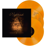 NIGHTWISH - Human. :||: Nature. MARIGOLD VINYL (Import)