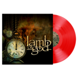 LAMB OF GOD - Lamb Of God RED VINYL (Import)