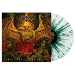 VADER - Solitude In... CLEAR/DARK GREEN SPLAT LP (Import)