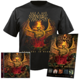 VADER - Solitude In Madness (CD+Shirt Bundle) 2X-Large