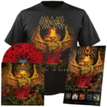 VADER - Solitude In Madness (LP+Shirt Bundle) Large