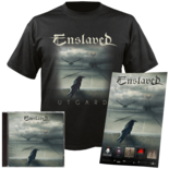 ENSLAVED - Utgard (CD+Shirt Bundle) Small
