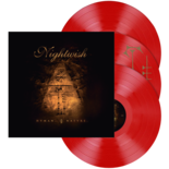 NIGHTWISH - Human. :||: NATURE. DEEP RED VINYL (Import)
