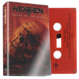 HEATHEN - Empire Of The Blind (Red Cassette)