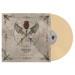 PARADISE LOST - Fall From Grace/Ghosts SOLID IVORY VINYL (Import)