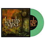 LAMB OF GOD / KREATOR - Checkmate / 666 - World ... GREEN VINYL (Import)