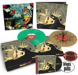 BLUES PILLS - Holy Moly! BOX SET (Import)