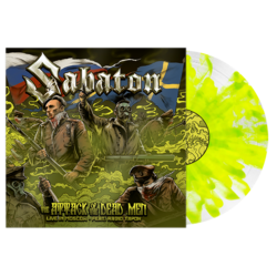 SABATON - The Attack Of The Dead Men GAS-COLOR MLP (Import)