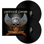 PRIMAL FEAR - Metal Commando BLACK VINYL (Import)
