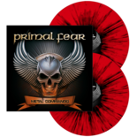 PRIMAL FEAR - Metal Commando RED/BLACK SPLATTER VINYL (Import)