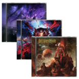 AVERSIONS CROWN - Triple Crown CD Bundle