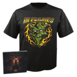 IN FLAMES - Clayman (CD+Shirt Bundle) X-Large