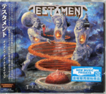 TESTAMENT - Titans Of Creation (2 CD Japanese Import)