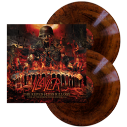 SLAYER - The Repentless Killogy - Live At... (Red Swirl)