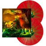 HELLOWEEN - Straight Out... 2020 Remaster SPLATTER LP (Import)