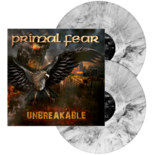 PRIMAL FEAR - Unbreakable WHITE/BLACK MARBLED VINYL (Import)
