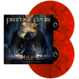 PRIMAL FEAR - 16.6 Before The ..RED/BLK MARBLED VINYL (Import)