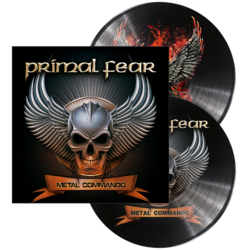 PRIMAL FEAR Metal Commando PICTURE VINYL (Import)