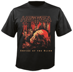 HEATHEN - Empire Of The Blind TS