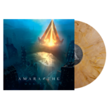 AMARANTHE - Manifest GOLD/BLACK MARBLED VINYL (Import)