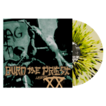 BURN THE PRIEST - Legion: XX CLEAR/GREEN/BLACK SPLATTER LP (Import)