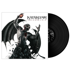 KATAKLYSM - Unconquered BLACK VINYL (Import)