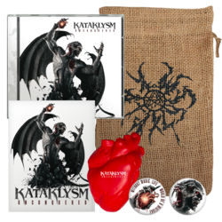 KATAKLYSM - Unconquered - Heart Of The Beast (Bundle)