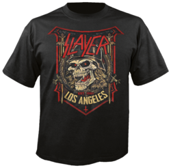 SLAYER - Los Angeles TS