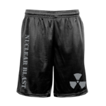 NUCLEAR BLAST - Stay Home Mesh Shorts MEDIUM