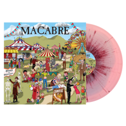 MACABRE - Carnival Of Killers (Bludgeoned Flesh Ed. Vinyl)