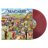 MACABRE - Carnival Of Killers (Pools Of Blood Ed. Vinyl)