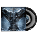 IMMORTAL - All Shall Fall GREY/BLACK CORONA VINYL (Import)