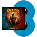 BENEDICTION - Scriptures PACIFIC BLUE VINYL (Import)