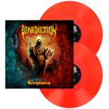 BENEDICTION - Scriptures CARROT VINYL (Import)