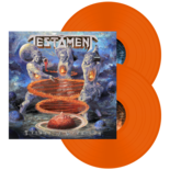TESTAMENT - Titans Of Creation (Orange Vinyl)
