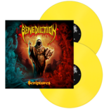 BENEDICTION - Scriptures CANARY YELLOW VINYL (Import)