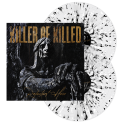 KILLER BE KILLED - Reluctant Hero (Clear with Splatter Vinyl)