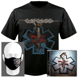 CARCASS Despicable (CD+Shirt+Mask) Large