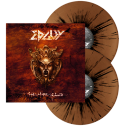 EDGUY Hellfire Club COPPER/BLACK SPLATTER VINYL (Import)