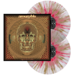 AMORPHIS - Queen Of Time CLEAR/RED/GOLD SPLAT VINYL (Import)