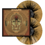 AMORPHIS - Queen Of Time GOLD/BLACK SPLATTER VINYL (Import)