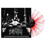 BELPHEGOR - Necrodaemon... POLAR WHITE/FIRE RED SPLAT (Import)
