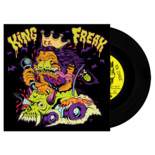"ROB ZOMBIE - King Freak (Black 7"")"